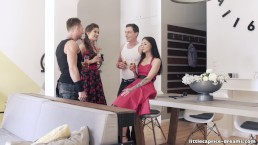 Swinger Party Rockabilly Style – Little Caprice Get Wild