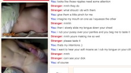 Horny Omegle Girl Craves My Thick Cock