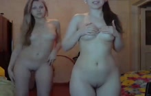 Sexy Girls Stripping On Webcam