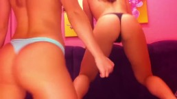 Two Young Teen Girls Twerking Best Twerk Ever